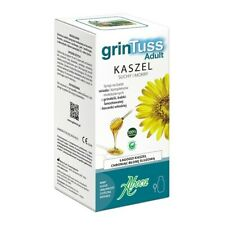 Aboca Grintuss syrup for dry and wet cough 210g