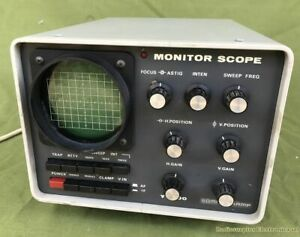 Monitor Scope SOMMERKAMP YO-100