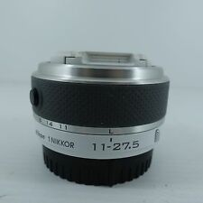 Nikon 1 Nikkor 11-27.5mm Lens white zoom for J1 J2 J3 J4 J5 V1 V2 V3