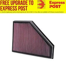 K&N PF Hi-Flow Performance Air Filter 33-2942 fits BMW X1 sDrive 18 d (E84),sDri