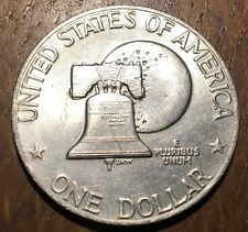 PIECE DE 1 DOLLAR EISENHOWER LIBERTY BELL 1976 (244)