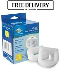PetSafe Drinkwell Replacement Foam Filters for Dog and Cat Water Fountains New