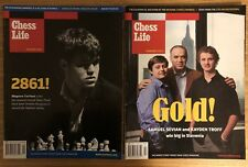 2013 Chess Life Magazines