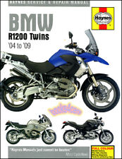 SHOP MANUAL R1200 SERVICE REPAIR BMW HAYNES BOOK CHILTON GS ST RT S R 2004 2009