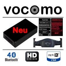 Freisprecheinrichtung kX-2 V1 VW Skoda Seat Bluetooth A2DP Audio aptX HD Voice