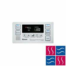Rinnai Deluxe Bathroom Controller White -