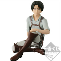 Attack on Titan Ichiban Kuji BANPRESTO Prize G Levi Figure 7cm From JAPAN