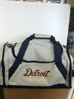 Detroit Tigers SGA 6-7-'19 Duffel Tote Bag NIP NEW SALE