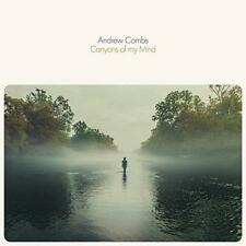 Andrew Combs - Canyons Of My Mind (NEW CD)