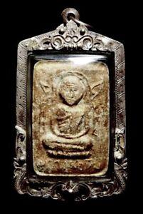 Phra Phong LP TIM 2516 BE (Hua Toh) Wat Lahan Rai, 1st with Silver Case #NSA231