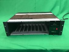 vintage dbx 900 rack mount chassis rack or frame no modules  from radio station