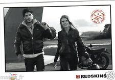 """Publicité - cpm - REDSKINS - Collection """"Collectors"""" Armée de l'Air - 2014"""