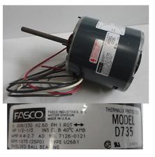 FASCO D735 208/230VOLTS 1HP *