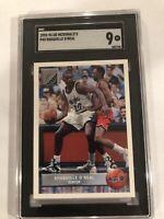 Shaquille O'neal Shaq 1992 Upper Deck Mcdonalds Rookie Rc MINT SGC 9 #P43