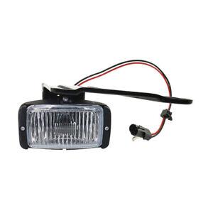 NEW RIGHT PASSENGER SIDE FOG LIGHT FITS GMC C2500 C1500 1983-1996 1997 GM2593106