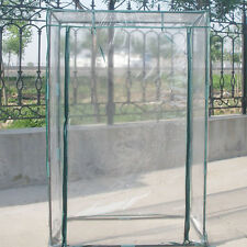 Walk In Greenhouse Outdoor Garden Shade Green Plant Hot House Shed PVC Cover AU
