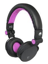 SHP-i3 Edeler Stereo Kopfhörer pink für Smartphone , PC, Laptop, Game, DJ