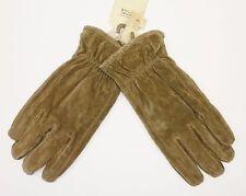 Camel Active Homme Qualité Nubuck Cuir gants Taille L RRP £ 59.95 Save 65%