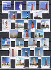 3013-Ab-1/25 Complete serie (25) vuurtorens - Leuchtturme - Lighthouses