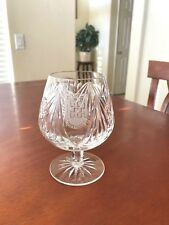 WATERFORD BRANDY SNIFTER 1988 DUBLIN CELEBRATING A THOUSAND YEARS ULTRA RARE