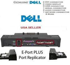 Dell 2.0 E-Port Pro2x Plus Replicator for M-series and E-Series Docking Station