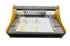 16 New Sticker Half Cutting Machine Adhesive Sticker Paper Cutter 110v Office