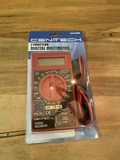7 Function Digital Multimeter Voltmeter Voltage Tester Auto Electrical Brand New