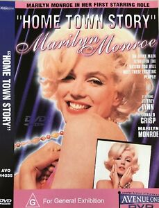 Marilyn Monroe  : Home Town Story DVD New