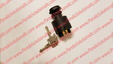 IGNITION SWITCH FOR NISSAN FORKLIFT TRUCK MAP1F2A25LV KEY SWITCH