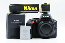 Nikon D3500 24.2MP Digital SLR Camera Body #972
