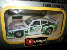 1:24 Bburago Ford Capri III GR.5 #51 Nr. 0181 in OVP-RARE SELTEN !!