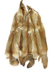 Super Select Red Color Phase Coyote Grade COY-RDSEL - Hide/Fur - Minnesota Brand