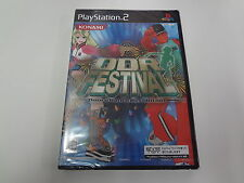 DDR Festival Dance Dance Revolution Sony PlayStation 2 Japan NEW