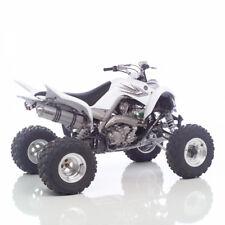 LeoVince Schalldämpfer X3 Quad alu Auspuff Endtopf Alu Yamaha YFM 700 Raptor