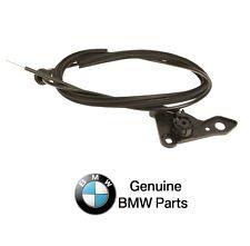 For BMW E36 318i 325i 328i M3 Driver Left Hood Release Cable Genuine 51231960853