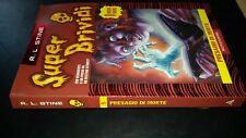 Super  Brividi n.5  Mondadori Ottobre  2004  con  Adesivi