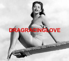 """Beautiful Actress Yvonne De Carlo (""""The Munsters"""" """"Lily"""") 8x10 PHOTO! #(4)"""