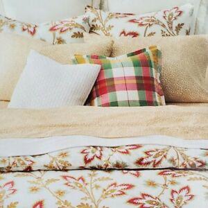 Ralph Lauren Liana Floral 3 Piece Full / Queen Comforter New in Package