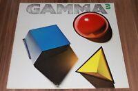 Gamma – Gamma 3 (1982) (Vinyl) (Elektra – E1-60034)