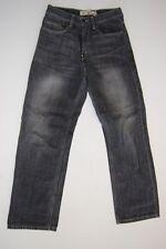 Levis 569 Loose Straight Jeans Hose Grau Stonewashed  W28 L30
