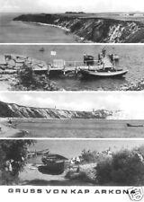 AK, Insel Rügen, Kap Arkona, vier Abb., 1972