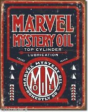 Marvel Mystery Oil Refrigerator  Magnet