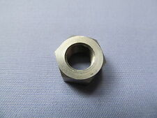 """06-7590S NORTON TRIUMPH BSA VELOCETTE 3/8"""" CEI CYCLE BSCY 26tpi NUT STAINLESS"""
