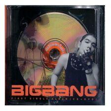 BIGBANG 01 [1st Single Album] CD+DVD GD TOP V Taeyang Daesung FEAT. PARK BOM