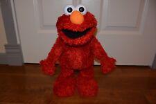 "15"" Story Telling Elmo 2007 Mattel Fisher-Price Interactive Robotic Electronic"