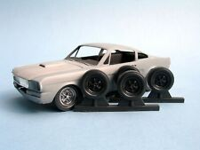 1/24 Revell 1966 Ford Mustang GT-350 Replacement Resin Wheels