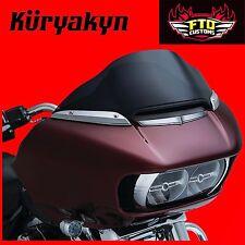 Kuryakyn Chrome Fairing Vent Accent for '15-'17 Road Glide 6913