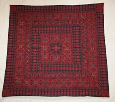 Hand Stitched embroidered Egyptian Palestinian Bedouin Tablecloth