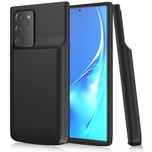 6000mAh For Samsung Note 20 Note 20 Ultra Battery Power Case Bank Charger Cover