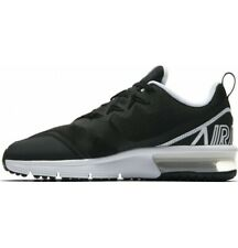 Nike Air Max Womens Shoes UK Size 5 Fury Trainers Black White